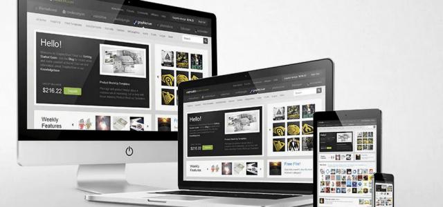 goHaki.com Responsive Webdesign
